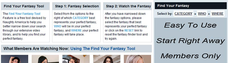 Can you imagine being able to hand select your own fantasy?